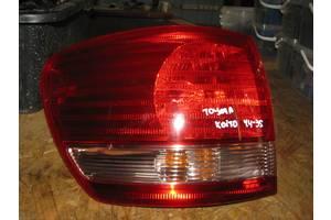 б/у Фонари задние Toyota Ipsum