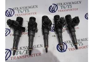 Форсунка форсунки впрыска топлива 1.9 TDI VW Volkswagen Transporter t5 Фольксваген Т5 2003-2010