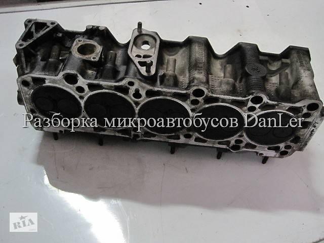 продам Головка блока двигателя (без распредвала) Фольксваген Транспортер Т4 2.5 tdi бу в Чернігові