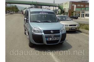 Бамперы передние Fiat