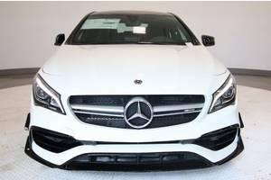 Капот б/у Mercedes CLA Shooting Brake C117 2016-