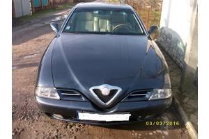 Капоты Alfa Romeo 166