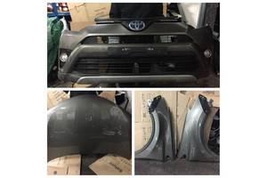Капоты Toyota Rav 4