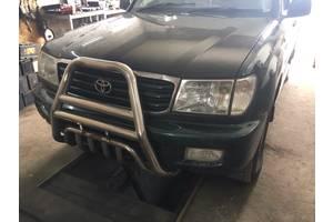 б/у Кенгурятники Toyota Land Cruiser 100