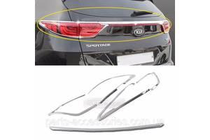 Новые Крышки багажника Kia Sportage