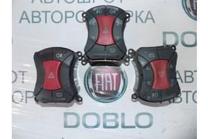 Кнопки аварийки Fiat Doblo