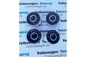 Кнопка переключения режимов подвески Volkswagen Touareg Туарег Таурег 2003-2009