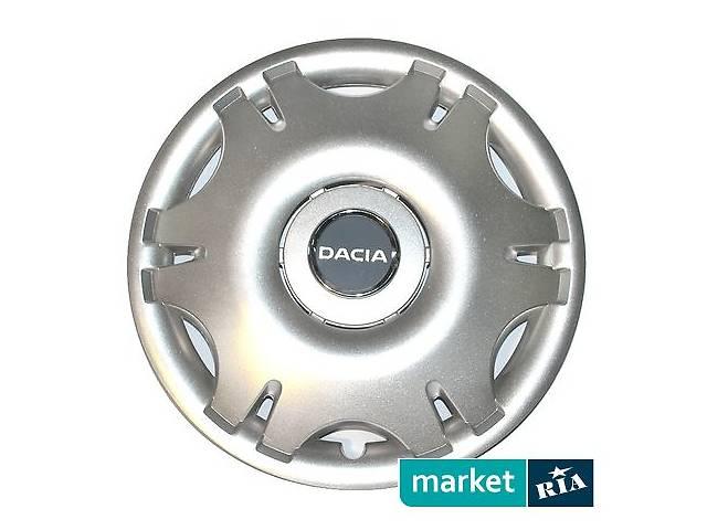 бу Колпаки для дисков R15 Dacia, SKS (SJS) в Вінниці