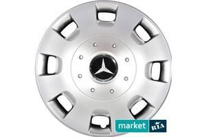 Нові Ковпаки на диск Mercedes 400