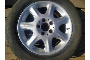 Комплект литых дисков R16 7,5Jx16H2 (225/60) ET46 Mercedes W220 98-06