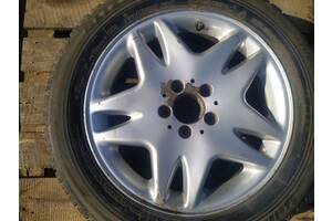 Комплект литых дисков R17 7.5JX17 H2 ET46 -02 Mercedes W220 98-06