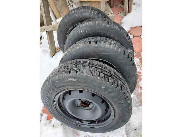 бу Комплект шины с дисками разболтовка 4 x108 в Умани