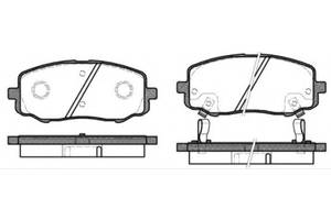 Тормозные колодки комплекты Hyundai i20