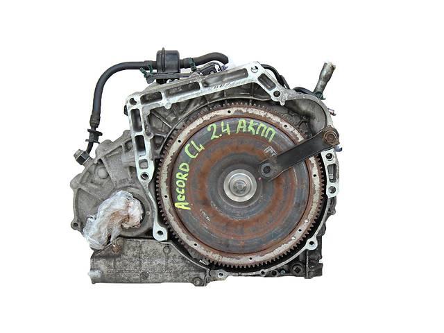 купить бу Коробка передач АКПП 2.4 Honda Accord (CL/CM) 03-08 (Хонда Аккорд ЦЛ)  20021RCVN00 в Києві