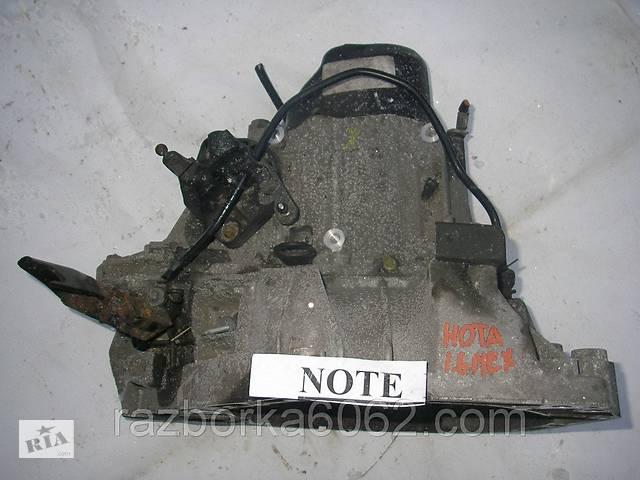 бу Коробка передач МКПП 1.6 Nissan Note (E11) 06-13 (Ниссан Нотэ Е11)  JH3149 в Києві