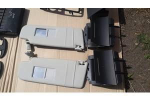 Козырьки солнцезащитные Skoda Octavia A5
