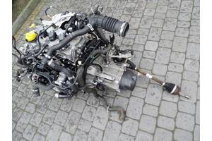 б/у КПП Renault Captur