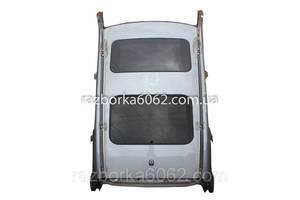 Крыша под два люка (в сборе) Mitsubishi Outlander (CU) 03-08 (Мицубиси Оутлендер ЦУ)