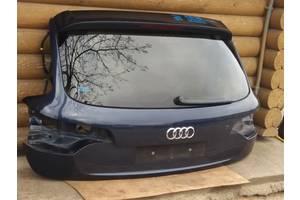 Кришка багажника Audi Q7 =4L0= 2009-2015 (Темно-Синя) 240220