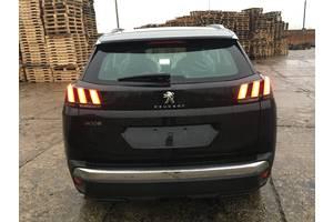 б/у Крышки багажника Peugeot 3008