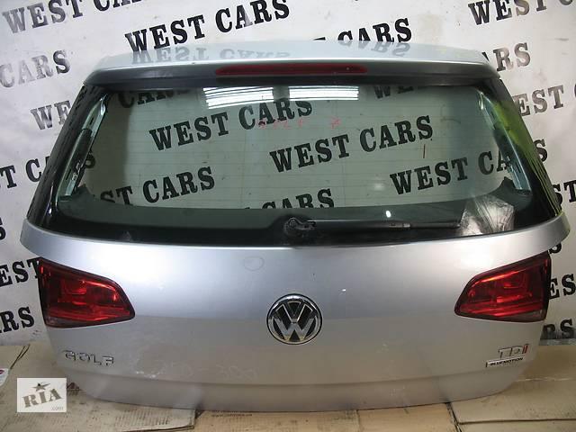 бу Б/У 2012 - Golf VII Кришка багажника. Вперед за покупками! в Луцьку