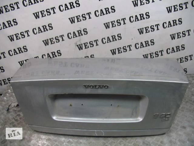 купить бу Б/У 1999 - 2003 S80 Кришка багажника. Вперед за покупками! в Луцьку