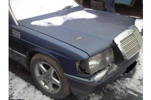 Лонжероны Mercedes 190