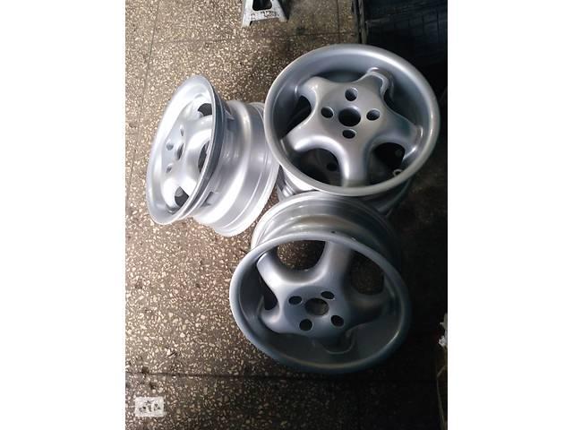купить бу Литые диски R15 Ford Sierra Escort Mondeo в Полтаве