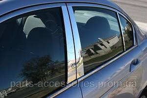 Новые Хромированные накладки Mercedes C-Class