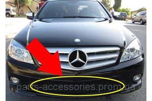 Новые Решётки бампера Mercedes C-Class