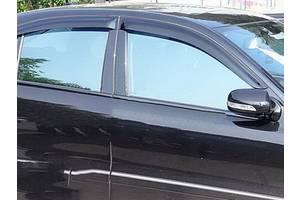 Mercedes E-klass W211 Ветровики SD (4 шт, HIC)