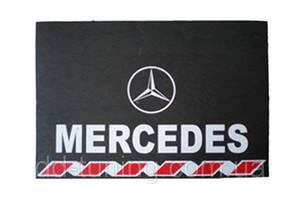 Брызговики и подкрылки Mercedes