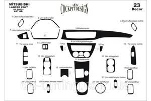 Торпеды Mitsubishi Lancer