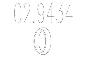 Монтажное кольцо ROVER 400 (XW) / AUTOBIANCHI Y10 / FIAT UNO (146_) 1983-2006 г.