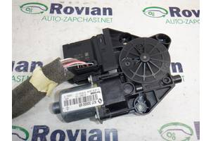 Моторчик стеклоподъемника зад. прав. Renault SCENIC 3 2009-2013 (Рено Сценик 3), БУ-185743