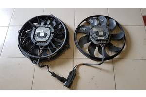 Моторчики вентилятора радиатора Audi A8