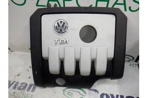 Накладка двигателя (2,0 TDI 16V) Volkswagen TOURAN 1 2003-2015 (Фольксваген Туран 1), БУ-190060