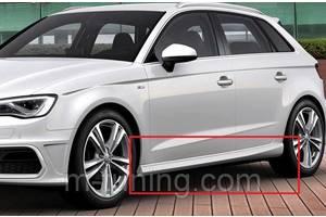 Новые Накладки порога Audi A3