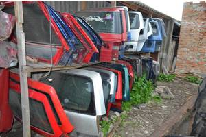 Амортизаторы багажника Volkswagen Sharan