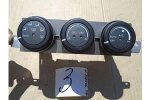 б/у Блоки управления печкой/климатконтролем Nissan X-Trail