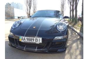 Новые Накладки бампера Porsche 911