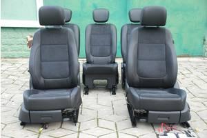 Нові сидіння GMC