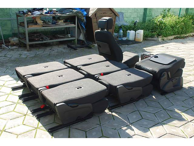 бу Новое сиденье для Volkswagen Caddy в Ровно