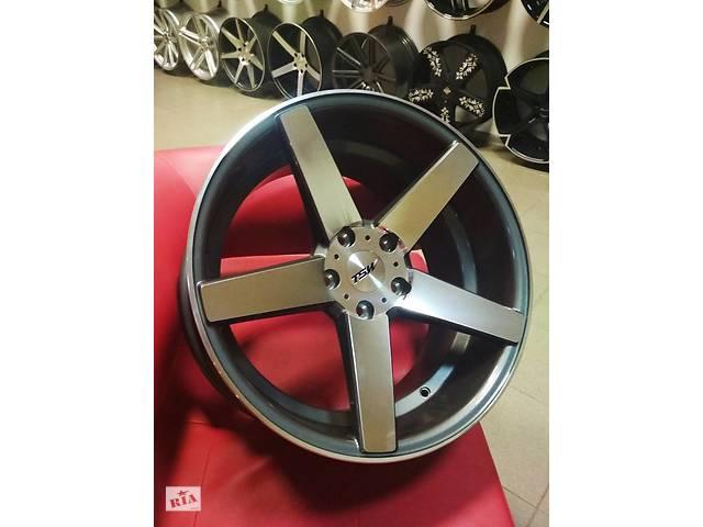 купить бу Новые диски производства США TSW SOCHI 18x9.5 5x114.3, на Infiniti, Nissan,Honda Civic, Toyota в Харькове