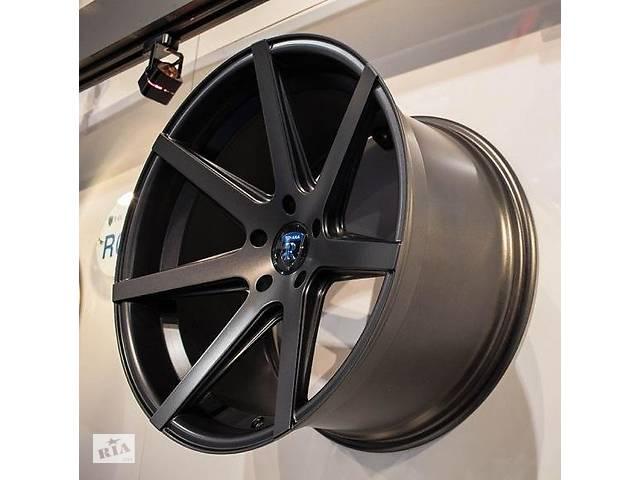 Новые диски ROHANA RC7, 19-20 радиус, для Acura, Audi, Mercedes-Benz, BMW, Lexus, Toyota, Land Rover, Nissan- объявление о продаже  в Харькове