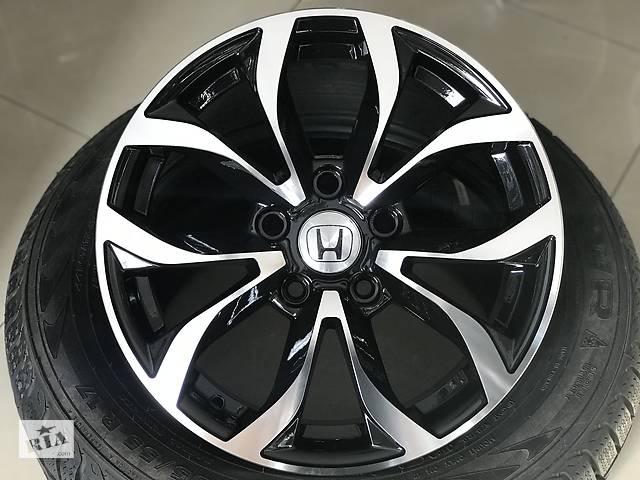 продам Новые оригинальные литые диски R16 5-114,3 на Honda Accord, Civic бу в Харкові