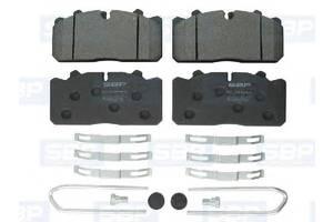 Новые Тормозные колодки комплекты Renault Midlum