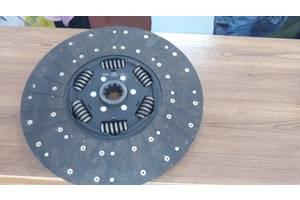 Нові диски зчеплення MAN 8163