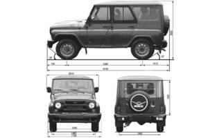 Новые Главные тормозные цилиндры УАЗ