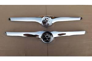 Новые Молдинги решетки радиатора Skoda SuperB